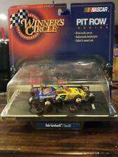 NASCAR WINNERS CIRCLE #3 GOODWRENCH DALE EARNHARDT SR PIT ROW SERIES 1:64 NIP