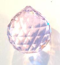 30mm Swarovski Strass Rosaline Pink Crystal Ball Prisms Wholesale 8558-30 CCI