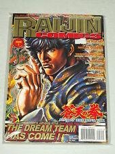 RAIJIN COMICS #2 JAPANESE MANGA MAGAZINE DECEMBER 25 2002