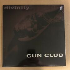LP:  THE GUN CLUB -  Divinity     NEW SEALED IMPORT REISSUE