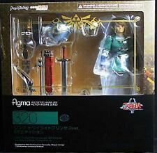 Figma 320 The Legend of Zelda Twilight Princess LINK DX VER Figure