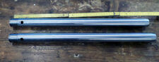 Manx Norton Roadholder fork stanchions pair hardchrom Featherbedframe 06-7090