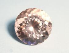 16.7ct Peach Pink Morganite - Stunning Clean Precision Portuguese Cut Gem