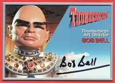 Thunderbirds TV Series Bob Bell /  Art Director A8 Auto Card