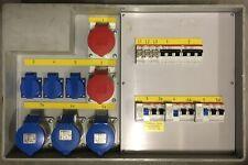 KLOTZBACH BEHRENS FV32S Stromverteiler 400V/32A auf 400V/16A+230V/32A+Schuko