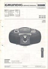 Grundig-RR 720 CD RR 750 CD-Service manual gráfico-b3259
