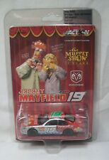 ACTION 1/64 JEREMY MAYFIELD #19 MUPPETS 25TH ANNIVERSARY 2002 LIMITED ED DIECAST