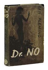 Dr. No ~ IAN FLEMING ~ First UK Edition ~ 1st Printing 1958 James Bond 007