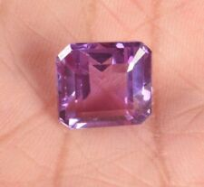 14.00 Cts Color Change Alexandrite Certified 100% Natural Loose Gemstone