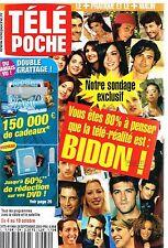I- Télé Poche N°1964 La télé Realité c'est Bidon