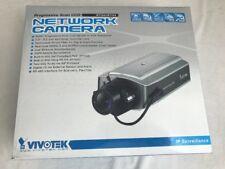 Vivotek IP7153 IP Camera w/ 2.9-8.2mm Vari-Focal Lens, IR Cut Filter,2-Way Audio
