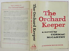 CORMAC MCCARTHY The Orchard Keeper FIRST EDITION