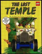 LEGO Game Books: Lost Temple Puzzle Storybooks, LEGO