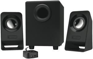NEW Logitech 2637498 Computer Speakers Z213