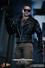 Hot Toys T-800 Terminator (Battle Damaged)-The Terminator MMS238 **UK**