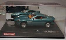 Carrera 25700 Aston Martin Vanquish slot car 1/32 Scalextric compatible boxed