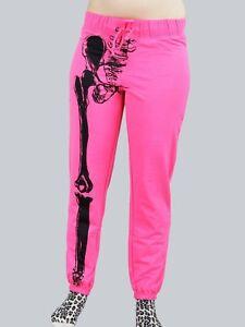 "Iron Fist Hose ""Sleepy-Wishbone-Sweatpants"", Pink, Größen: S - M  ! NEU !"