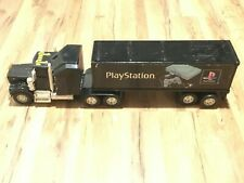 Sony Playstation PS1 Semi Truck Promotional RARE