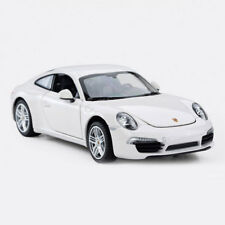 Porsche 911 Carrera S Coupe 1:24 Collectable Car Model Diecast Vehicle White