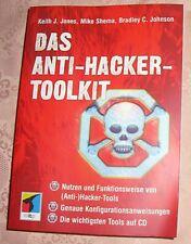 Das Anti-Hacker-Toolkit mit CD-ROM von Keith J. Jones Buch