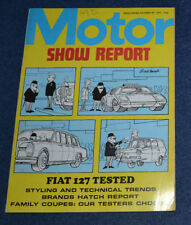 October Weekly Cars, 1970s Magazines