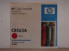 ORIGINALE HP 822a TAMBURO c8563a MAGENTA LJ 9500 GP HDN MFP N 9550 MFP N OVP B