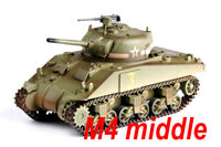Easy Model 1/72 US M4 Sherman Medium Tank 1st Armored Div. #36252