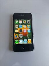 Apple iPhone 4 - 16GB - Black (Unlocked) A1332 (IOS 4)