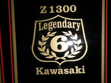 KAWASAKI KZ1300, Z1300, ZG1300, ZG 1300 LEGENDARY 6 TANK  DECAL LABEL - NEW