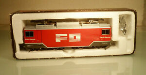 ➽ BEMO HOm 1260 201 E-LOK Ge 4/4 rot der FO VP2971