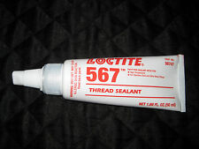 NEW FACTORY SEALED LOCTITE 567 THREAD SEALANT, EXP. DATE 03/2018,  MSRP 40 $$$