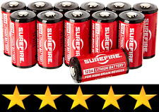 Surefire Battery 123A 3 Volt Lithium Batteries