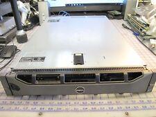 Dell PowerEdge R710 2x INTEL L5520 2.26GHz / 8GB  / 6HDD 8.5TB / 3 VIDEO CARDS