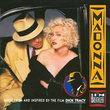 I'm Breathless [Music from and Inspired by the Film Dick Tracy] by Madonna (CD,