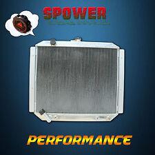 Aluminum Radiator For Mitsubishi Pajero NJ NK NL 3.5L 6G74 V6 Petrol 1993-2000