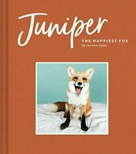 Juniper: The Happiest Fox: [Books about Animals, Fox Gifts, Animal Picture Books