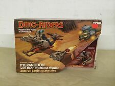 1987 Dino-Riders PTERANODON with RASP Tyco NOS Factory Sealed Vintage