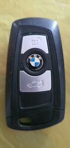 BMW F series 3 Button SMART Key Fob 9312523-04 434 mhz HUF5767 ORIGINAL HITAG