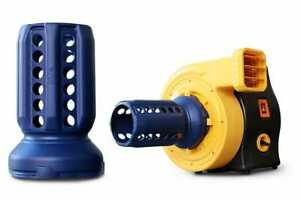Huawei REH Inflatable Deflator cone for 1.5HP 2HP Jumping castle air blower
