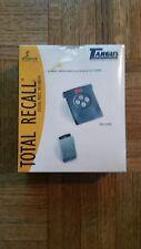 Targus Digital Voce Recorder Total Recall new in unopened box PA600U Springboard