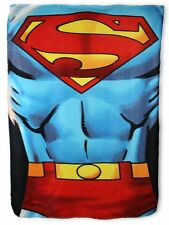 Superman polar original logotipo polar fleece Blanket dc niños manta