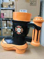 SF Giants Oktoberfest Tavern Firefighter Stein SGA Bobblehead
