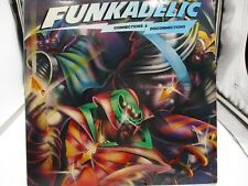 New listing Funkadelic Connections & Disconnections LP JW-37087 1981 VG++ Ultrasonic Clean