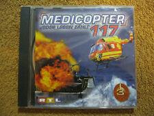 PC CD Rom Spiel RTL Medicopter 117 Volume 3 - Jedes Leben zählt (PC, 2002)
