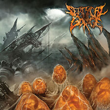 """SEPTYCAL GORGE """"Scourge of the Formless Breed"""" death metal CD"""