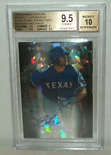 2014 Bowman Sterling Joey Gallo 1/10 RC AUTO Graded BGS 9.5/10 Rookie Autograph