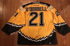 Boston Bruins Game Worn Jersey 2002-03, Sean O'Donnell