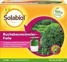 Bayer Solabiol Buchsbaumzünsler Falle Buxbaumzünsler Falle