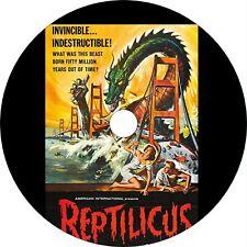 Reptilicus (1961) Action, Adventure Classic DVD