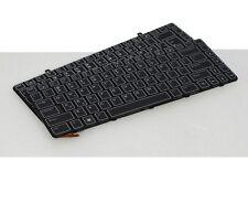 Keyboard teclado dell alienware m11x r2 r3 alemán de retroiluminada 04yp7h #403